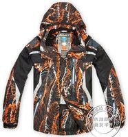 Mens Ski Jacket with Hood Brand Walkhard Outdoor Wear Winter Overcoat Free Shipping W01