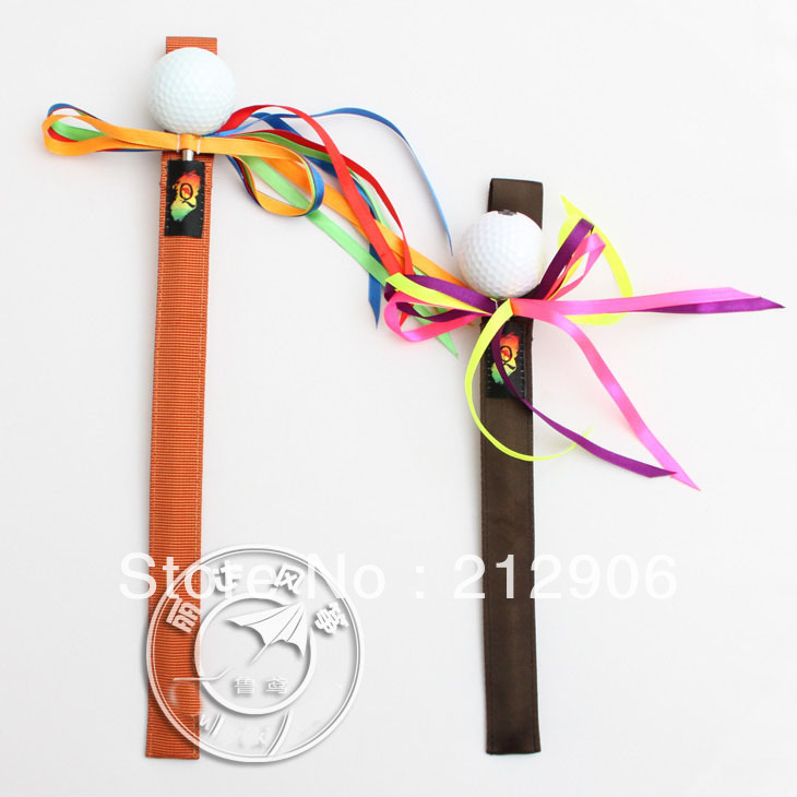 Free shipping high quality 32 cm Golf DeDing stunt kite accessories wei kite quad frame kite kids(China (Mainland))