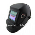 2013 promotion hot selling cheap outside control darkening state Solar Auto Darkening PP Welding mask  Welding helmet