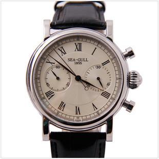 Seagull mabiao seagull mechanical watch m190s timep mechanical watch hand roll mechanical watch
