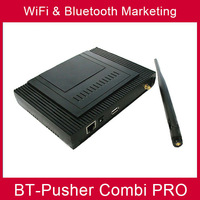 wifi bluetooth mobiles proximity marketing device COMBI PRO(using in Advertising Light Boxes) WITH car charger,4800maH Battery