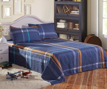 freeshipping brand printed bedsheet bed linen / bedding sheet 6 size