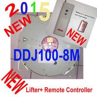 DDJ100-8m Wholesale  NEW DESIGN Pendant Lamp Pendant Light Crystal Chandelier Windlass (max rated weight 100kgs)