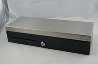 ABS ER-F110 Stainless Steel Flip Top Cash Drawer (With Lockable Lip)