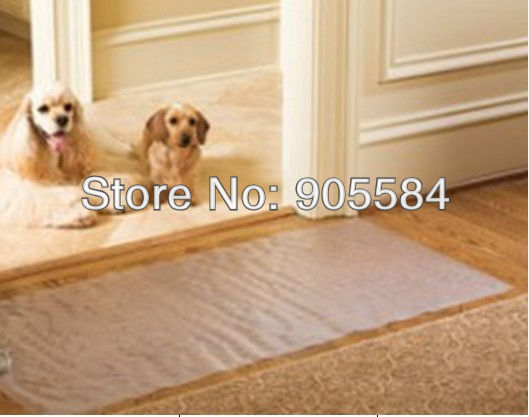 Electronic Pet training Products mat 44x123 CM (L x W) Practical Beautiful Electron SHOCK MAT Indoor Training For Dogs And Cats(China (Mainland))