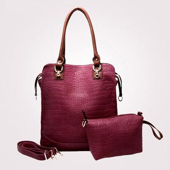 Stylish Genuine leather women handbags ladies totes bags composite bags ladies popular  handbags Free Shipping women handbags