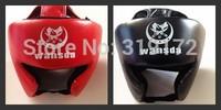 Free Combat Helmet Helm Headpiece Head Protective Sporting Tool MMA Muay Thai Taekwondo Free shipping