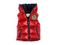 Free shipping fashion children's vest  for spring and autumn  for wholesale and retail