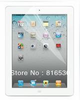 Anti radiation mirror LCD protective film for iPad 2