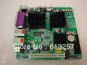 ATOM N270 Mini ITX Embedded Fanless motherboard