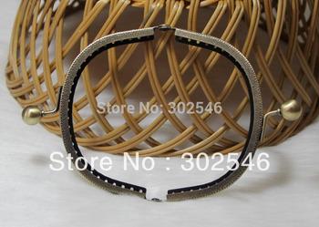 10pcs 9.6cm Metal internal purse frames wholesale and retail  F2211