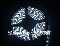 Free shipping + Car 5 m High Bright Waterproof LED Decoration Strip  /Blue/Red/White/Yellow