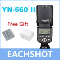 Yongnuo YN-560 II for Canon, YN560II YN560 II Flash Speedlight/Speedlite 1D 5D 5D II 5D III 50D + Free Shipping 1 year warranty