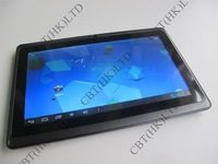 7 inch Tablet pc Android 4.0 4GB flash10.3 WIFI external 3G 1.2GHz cheapest A13 processor tablet pc