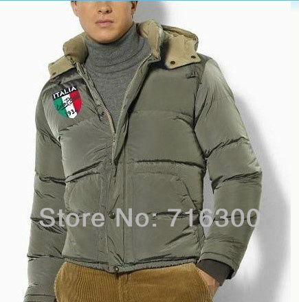 Size M L XL XXL ,Wholesale POLO Men's Down jackets(China (Mainland