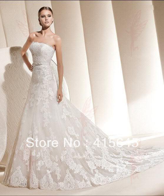 Свадебное платье Handmade a/Line свадебное платье line