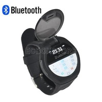 Bluetooth wrist watch Keybard /conversation /dialing /vibration /caller ID