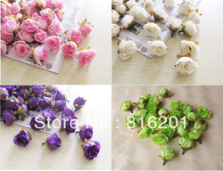 New arrival 100pcs/bag artificial Camellia wedding decorations flowers multicolor for choise free shipping(China (Mainland))