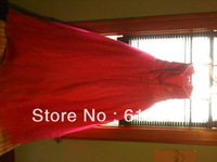 Beautiful prom dress Bridal Evening Ball Gown Strapless
