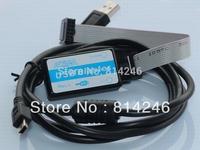 Free shipping,New Mini Usb Blaster Cable For CPLD FPGA NIOS JTAG Altera Programmer