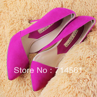 New Designer High Heels pointed toe thin high heel shoes glitter iridescent candy shoes 9CM heel Free shipping 3 Colours