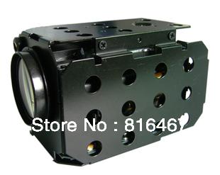 1/4 sony Effio-E CCD Optional 480TVL 540TVL 650TVL 700TVL CCTV Security Box camera module zoom camera 30X for speed dome camera