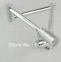 classic Kitchen surface mount bathroom basin faucet chrome Rotation tap L-0030 Mixer Tap Faucet