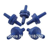 20 Pcs Plastic Non-return Check Valves for Aquarium Air Pump CO2 Diffuser , Aquarium Accessories