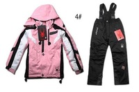 *Outdoor Children's ski suits, suit child Jackets boys and girls jacket