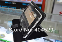 "8"" leather case for E pad E Note android tablet PC sanei ainol novo onda cube newman"