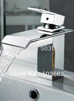 Pro surface Mount Single Hole bathroom Chrome Finish Faucet Brass mixer Tap L-102 Mixer Tap Faucet