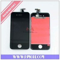 LCD Screen For IPhone  4S Display Black and White One Peace Free Shipping