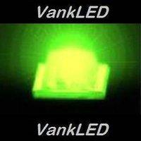1000pcs/ Lot New 0603 Ultra Bright SMD LED Jade Green