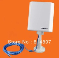 Wifi adapter, 150Mbps high power wireless network receiving device