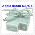 Хорошее Качество Адаптера Питания переменного тока 24 в 1.875A 45W 7.7*2.5 мм Для APPLE iBook G3, G4 Ноутбук серии Беспл