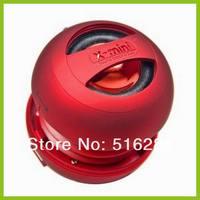 Shipping free 3.5mm usb portable mini hamburger speaker Free Shipping