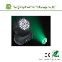 36x3W DMX RGB LED Moving Head Lights 36PCS high power 3W LEDs - DJ Lighting
