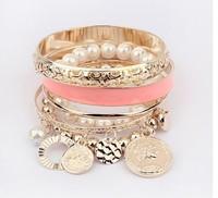 Fashion hollow multi-layer Bracelet