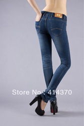 Hot Selling Brand Design Best Quality Latest New Women Top Jeans Big Size Free Shipping(China (Mainland))