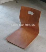 (2pcs/lot) Wood Floor Tatami  Table Chair Seat Zaisu