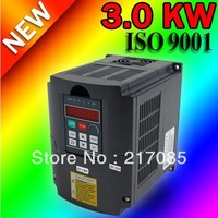 HIGH QUALITY 3KW VARIABLE FREQUENCY DRIVE INVERTERInverter,3000 watt (3 KW) PowerVFD 3HP 13A NEW FOR SPINDLE MOTOR SPEED CONTROL