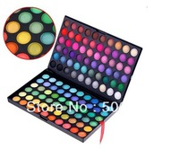 H4418 120 Colors Eyeshadow Palette Makeup Tools Set Kit Makeup Palette((YY-H4418))