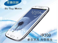 "feiteng GT- N9300+ (i9300 S3) MTK6577 Dual Core 1GHz 3G Smart Phone Android 4.1 4.7"" Capacitive Screen GPS WIFI 512MB 4GB"