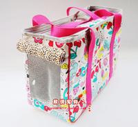 Love print quality pet bag portable dog pack cat pack rabbit bag pet supplies