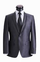 High Quality Men's Dress Suits Slim Fit Business Suits(Coat+pant) XS-5XL