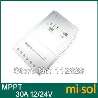 MPPT Solar regulator 30A ,MPPT solar charge controller 30A, for battery charging