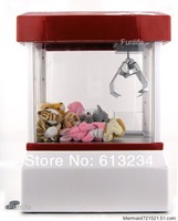 Free shipping Retro Carnival Arcade Style Candy Grabber Machine Fairground Toy Grabber Machine Best Bits