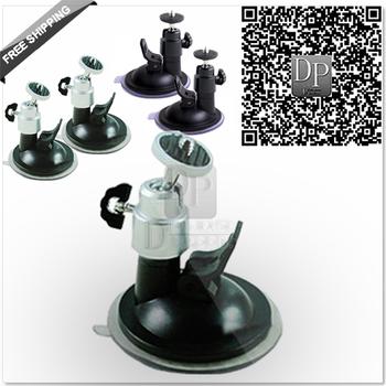 DP_Free Shipping Mini Car Universal DVR Camera Mount Holder Car ...