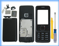 MOBILE PHONE HOUSING COVER CASE +KEYPAD TOOL FOR NOKIA 6300(China (Mainland))