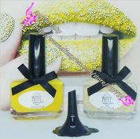 Wholesale 20kits nail caviar set  nail polish art manicure same style as Ciate Yellow nail decoration